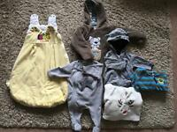 Baby Boys clothes 0-3 month