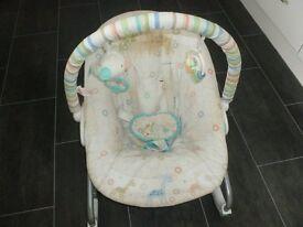 Baby to Toddler Rocker (Folding)