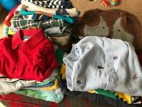 BIG 3-6 MONTH BOYS CLOTHES BUNDLE *BARGAIN*
