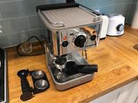 Dualit espresso coffee machine
