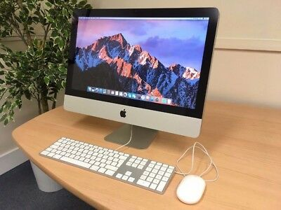 "* SALE * Apple iMac 21.5"" i5 Ex Studio Machine Logic Pro / Final Cut / Adobe CC"