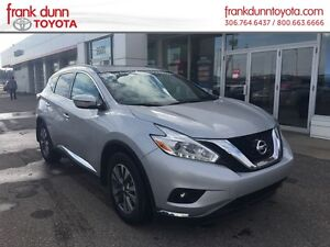 2016 Nissan Murano AWD SV **$1000 FREE Winter Tire Credit**