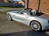 BMW Z4 ROADSTER CONVERTIBLE EXCELLENT CONDITION LOW MILES (SWAP PX P/X PART EXCHANGE BMW MERC ETC)