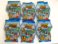 Yo-Kai Watch Blind Packs (Series 1) - 6 Packs Brand New / Unopened