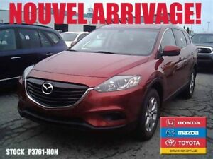 2014 Mazda CX-9 CUIR+TOIT+AWD+7 PASSAGER+FULL LOAD++