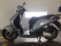 Honda PS 125i Moped Scooter not gilera Vespa piaggio yamaha Peugeot