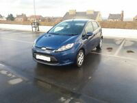 QUICK SALE 1 YEAR M.O.T 2009 FORD FIESTA 1.4 TDCI STYLE+