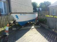 Falmouth Bass Boat 16ft