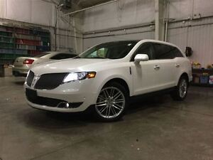 2014 Lincoln MKT EcoBoost, Tech Package, 6 pass, Pano