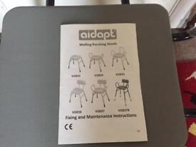 Disabled mobility chair