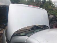 2001 Mercedes slk 200 boot lid