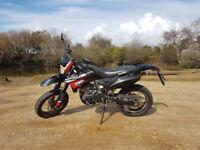Great Condition 16 Plate Lexmoto Adrenaline 125cc