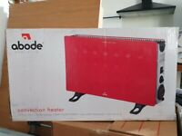 Pre-Owned Convection Heater, 3 heat settings, free standing (Abode Appliances)
