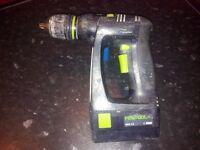 Festool c12 cordless drill