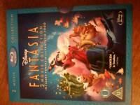 Fantasia & Fantasia 2000 blu-ray box set