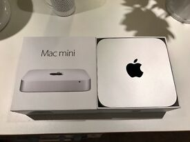 Apple Mac mini 1.4 / 8GB / 500GB (Late 2014 model) Good Condition, Boxed, MacOS Sierra