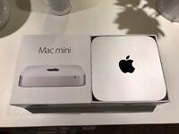 Apple Mac mini 1.4 / 8GB / 500GB (Late 2014 model) Good Condition, Boxed, MacOS Sierra