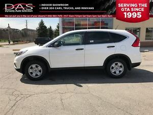 2015 Honda CR-V LX ONLY 37.000KM