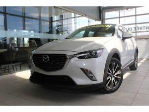 2016 Mazda CX-3 GT AWD + 15 000KM +DEMARREUR A DISTANCE + TOI