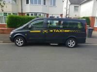 Mercedes vito taxi m8