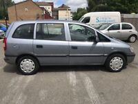 VAUXHALL ZAFIRA LIFE / 7 SEATER / GREAT CONDITION / SERVICE HISTORY / £950