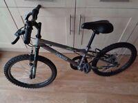 "Apollo Spektor Rigid boys bike with 20"" wheels"
