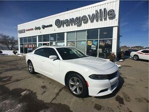2016 Dodge Charger SXT, SUNROOF, HEATED CLOTH, RE