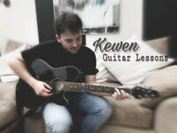 North East Guitar Tutor - Kewen Guitar Lessons
