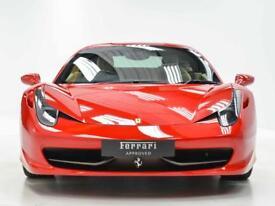 Ferrari 458 ITALIA DCT (red) 2013-07-05