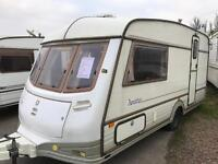 ABI AWARD Nightstar end w.c swift elddis lightweight caravan CAN DELIVER