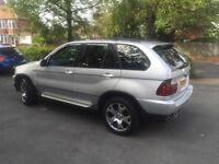 BMW X5 M-SPORT 3.0D AUTO 4x4 GAMING TVs IMMACULATE NOT AUDI VW MERCEDES FORD VAUXHALL HONDA PEUGEOT