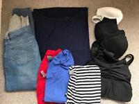 Maternity Clothing Bundle Size 10-12