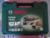 Brand-New Bosch PMF 190 E Electric Multi-Tool Tool 190W