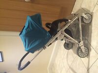 **Reduced** Mamas and papas URBO unisex with lots of extras