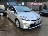 2015(65) TOYOTA PRIUS 1.8 VVTI (ONE OWNER) UK MODEL T SPIRIT FREE ROAD TAX CAN PCO LOW MILES