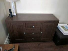 Wooden sidebosrd & tv cabinet