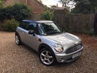 2007 07 MINI Hatch 1.6 Cooper 3dr.. VERY LOW MILES!! EXCELLENT SERVICE HISTORY - FULL MAIN DEALER!!