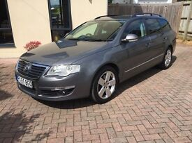 VW Passat Sport Estate 2.0 Tdi - new clutch/flywheel and major serviced