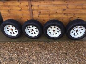 Weller wheels