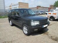 RANGE ROVER P38 4.6 HSE AUTOMATIC DRIVES GREAT AND HAS MOT UNTIL 2018