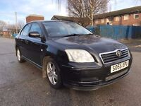 TOYOTA AVENSIS 2LTR DIESEL NICE AND CLEAN CAR LONG MOT