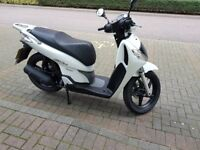 Honda Shi 125 low milage swap