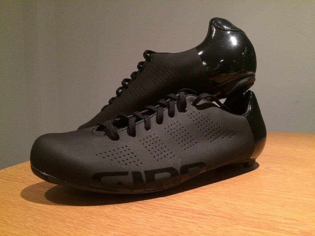 Giro Empire ACC Matte Black Cycling Shoes | in Wandsworth ...