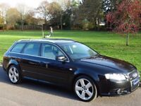 2007 Audi A4 Avant 2.0 TDI S Line 5dr SATELLITE NAVIGATION SYSTEM
