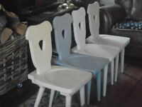 Small Antique chairs