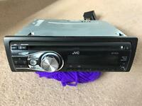 JVC car CD Radio