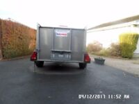 Ifor Williams P6E Unbraked Trailer - SOLD
