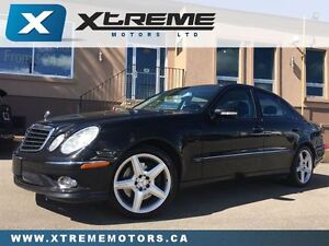 2009 Mercedes-Benz E-Class 3.5L AMG PACKAGE
