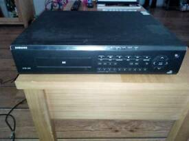 SAMSUNG SVR-450 4 CHANNEL DIGITAL VIDEO RECORDER DVR CCTV