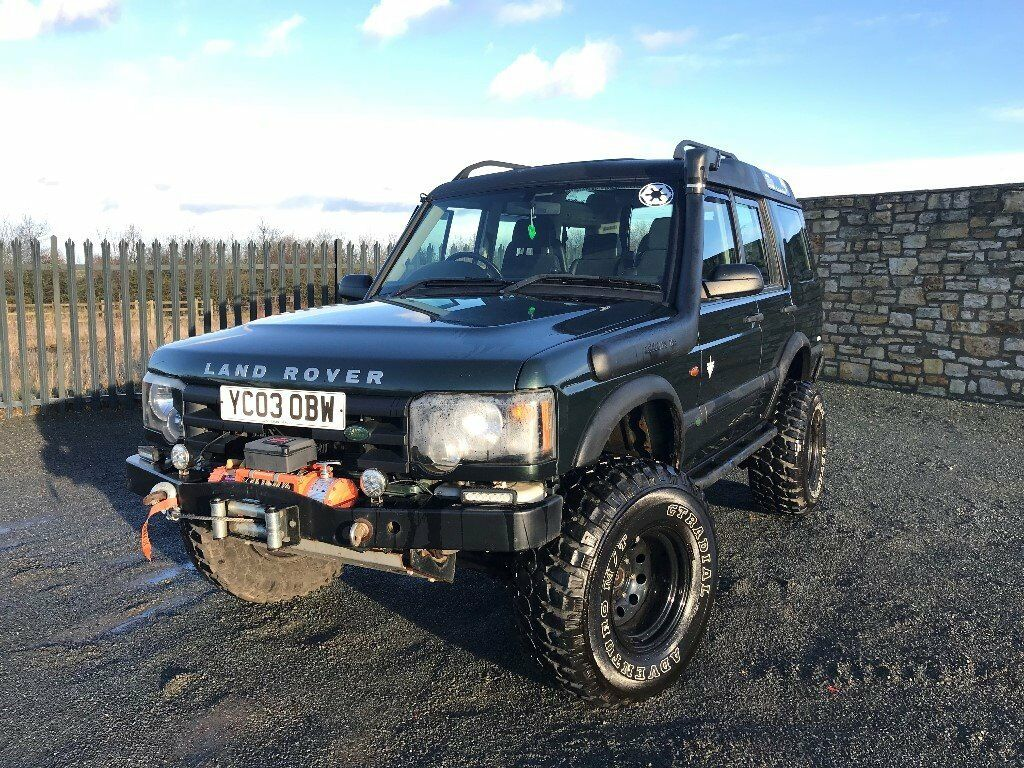 2003 03 landrover discovery 2 2 5 diesel td5 xs 5dr top spec january 2019 m o t in. Black Bedroom Furniture Sets. Home Design Ideas
